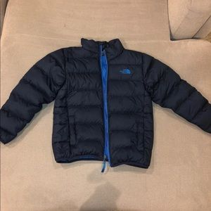 North Face BOYS' ANDES DOWN JACKET M